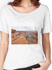 Horseshoe Bend in Arizona, USA Women's Relaxed Fit T-Shirt
