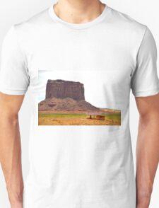 Monument Valley in Arizona, USA Unisex T-Shirt