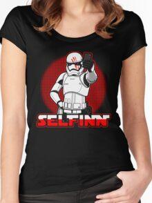 Selfinn Women's Fitted Scoop T-Shirt