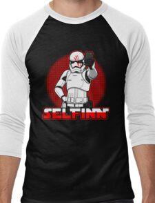 Selfinn Men's Baseball ¾ T-Shirt