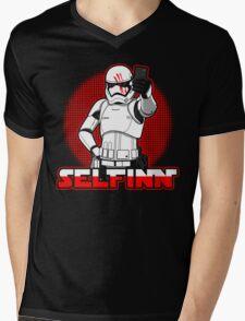 Selfinn Mens V-Neck T-Shirt