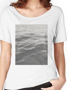 Ocean Waves Women's Relaxed Fit T-Shirt