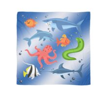 Sea World Scarf