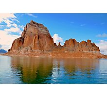 Lake Powell in Page, Arizona USA Photographic Print