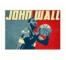 John Wall Art Print