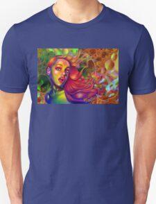 lady rainbow T-Shirt