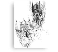 Sauron art Metal Print