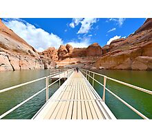 Lake Powell in Utah, USA Photographic Print