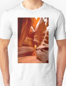 Antelope Canyon in Page, Arizona USA Unisex T-Shirt