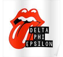 Delta Phi Epsilon Poster