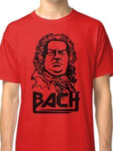 Metal Bach (black) Classic T-Shirt