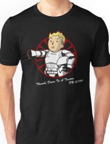 Thumbs down to a traitor  Unisex T-Shirt