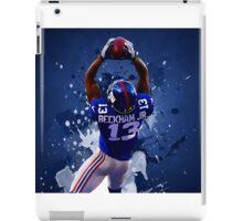 Odell Beckham iPad Case/Skin