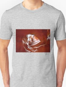 Heart at Antelope Canyon in Page, Arizona, USA Unisex T-Shirt
