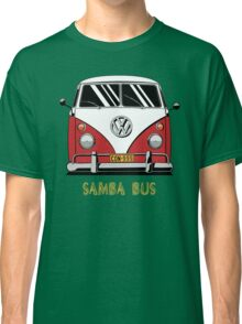 VW T1 SambaBus (red) Classic T-Shirt