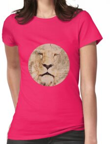King of Africa Womens Fitted T-Shirt