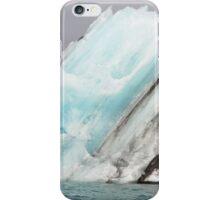 Jokulsarlon Glacial Lagoon iceberg in Iceland iPhone Case/Skin