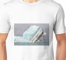 Jokulsarlon Glacial Lagoon iceberg in Iceland Unisex T-Shirt