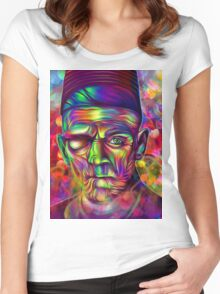 The Mummy Women's Fitted Scoop T-Shirt