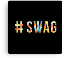SWAG Canvas Print