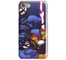 Falling Slowly Jigoku Shoujo iPhone Case/Skin