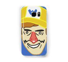Wario (badbones) Samsung Galaxy Case/Skin