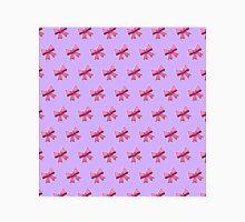 Bow Emoji Pattern Violet Classic T-Shirt