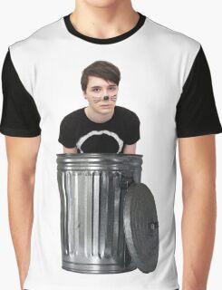 dan is trash Graphic T-Shirt