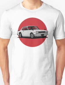 Nissan Skyline 2000 GT-R white T-Shirt