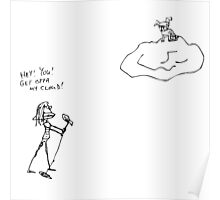 Get offa my cloud Poster