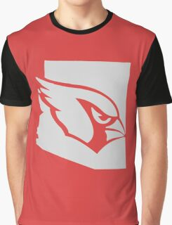 Arizona Cardinals funny nerd geek geeky Graphic T-Shirt
