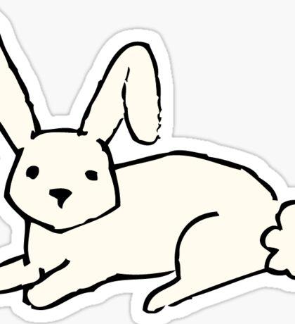 Bunny Bunny Bunny Sticker