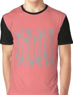 ARROWS Collection funny nerd geek geeky Graphic T-Shirt