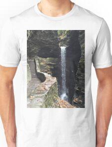Watkins Glen State Park in New York , USA Unisex T-Shirt