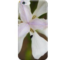 Beetle on Flower.  iPhone Case/Skin