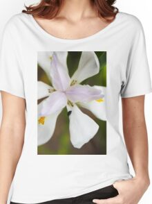 Beetle on Flower.  Women's Relaxed Fit T-Shirt