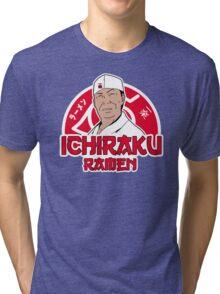 Ichiraku Ramen Tri-blend T-Shirt