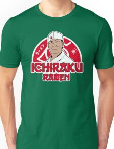 Ichiraku Ramen Unisex T-Shirt