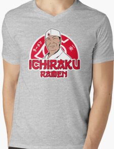 Ichiraku Ramen Mens V-Neck T-Shirt