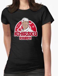 Ichiraku Ramen Womens Fitted T-Shirt