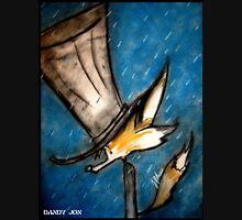 Dandy Fox: Rain Walk Unisex T-Shirt