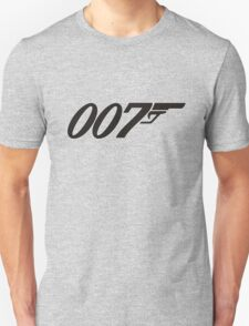 007 James Bond T-Shirt