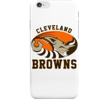 Cleveland Browns iPhone Case/Skin