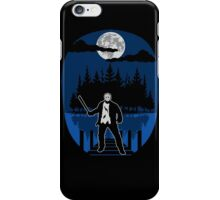 Horror night iPhone Case/Skin