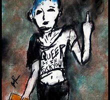 Queer (As In F*ck You) by DandyJon