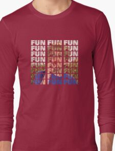 Kazoo Kid FUN Long Sleeve T-Shirt