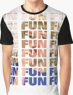 Kazoo Kid FUN Graphic T-Shirt