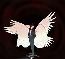 Lucifer Castiel by jennilah
