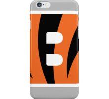 Cincinnati Bengals iPhone Case/Skin