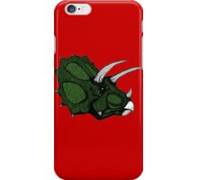 Triceratops II iPhone Case/Skin